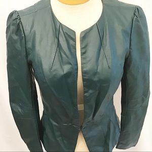 Elle XS Dark Green Blazer